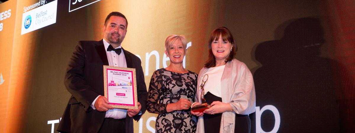 The Ortus Group - Social Enterprise of the Year