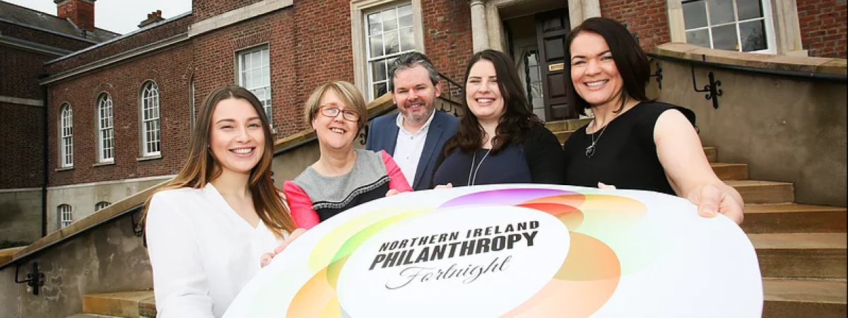 Philanthropy Fortnight 2018 will take place from 14-25 May at various venues.