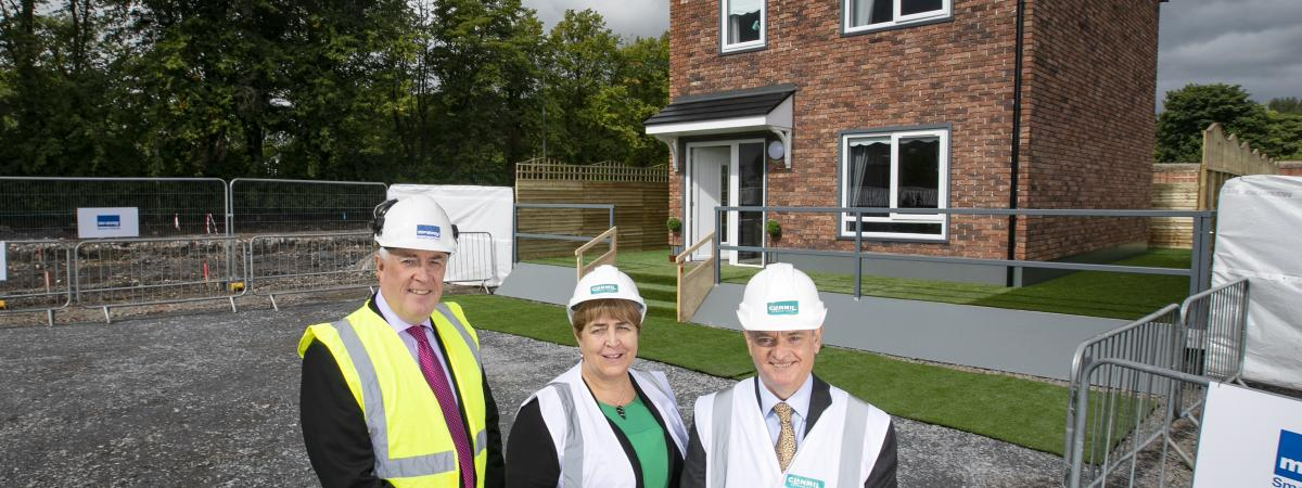 CLANMIL FIRST FOR FACTORY BUILT HOMES   CommunityNI