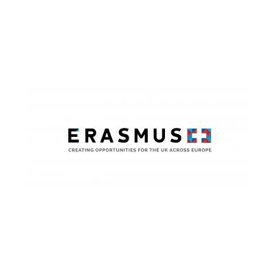 Erasmus+ UK National Agency logo