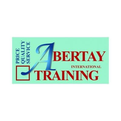 Abertay International Training Ltd - Train the Trainer Awards