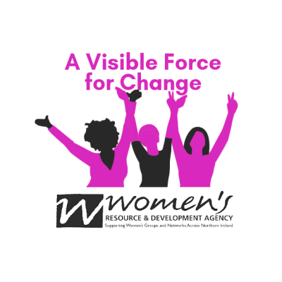 A visible force for change. The Women's Resource and Development Agency.