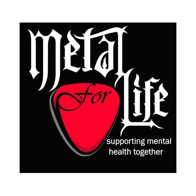 Metal for Life NI - supporting mental health together.