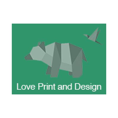 Love Print and Design