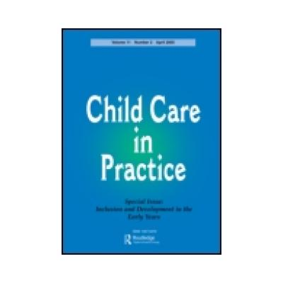 Child Care in Practice