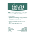 Nazarene Compassionate Ministries / NCM HOUSE