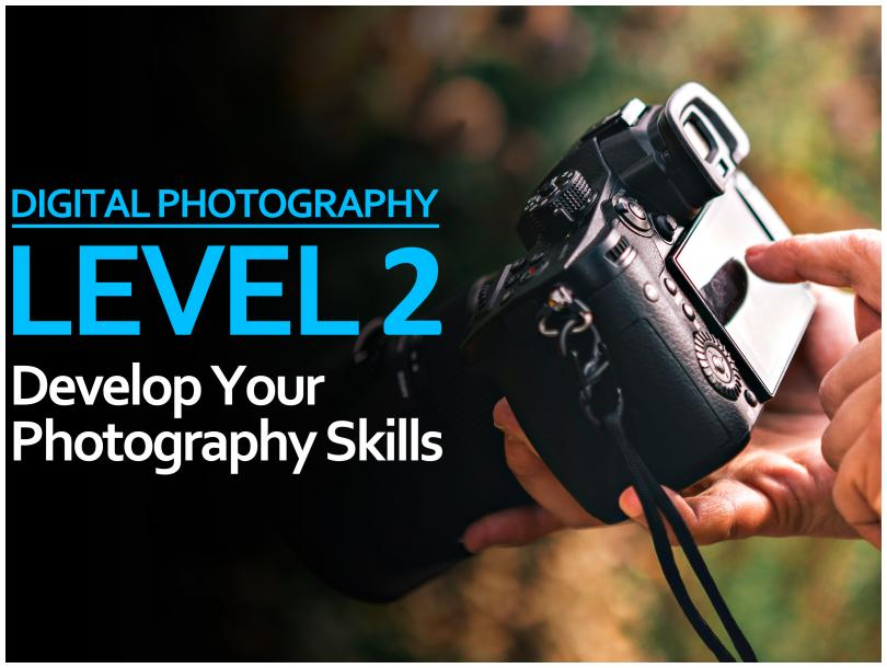 Level 2: Develop Your Photography Skills