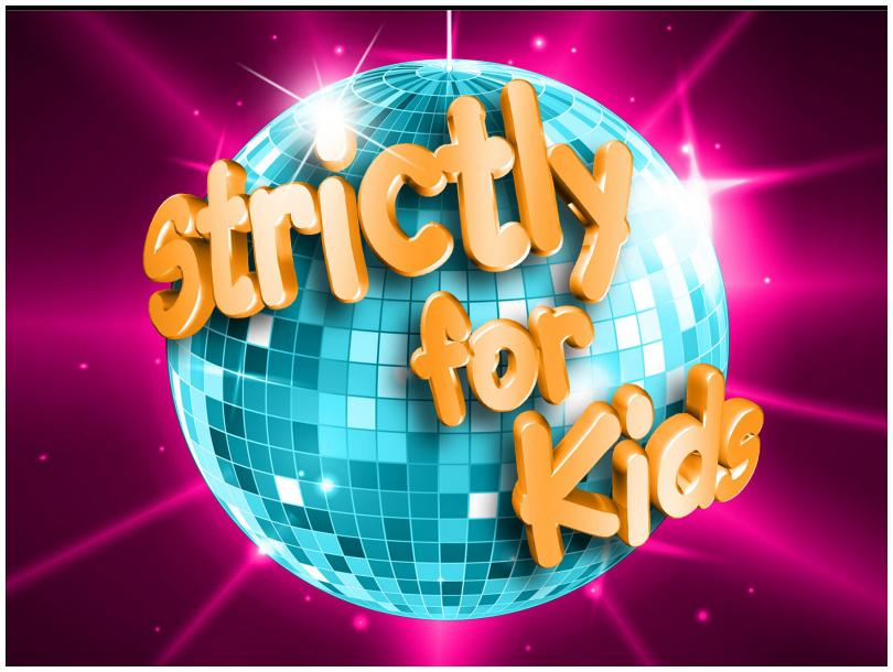 Strictly for Kids 2019 with Cancer Focus NI- REGISTRATION CLOSING SOON