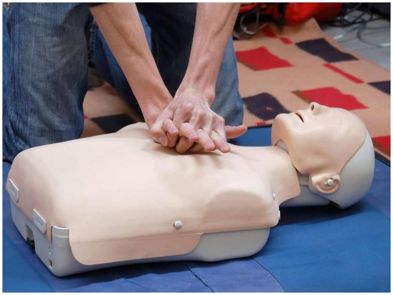 Basic Life Support with AED Training