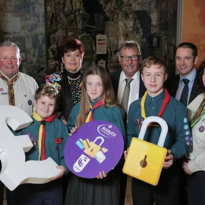 First 'Consumer Scout' badges awarded to Scouts from Islandmagee