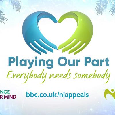 BBCNI Christmas Appeal - Playing Our Part