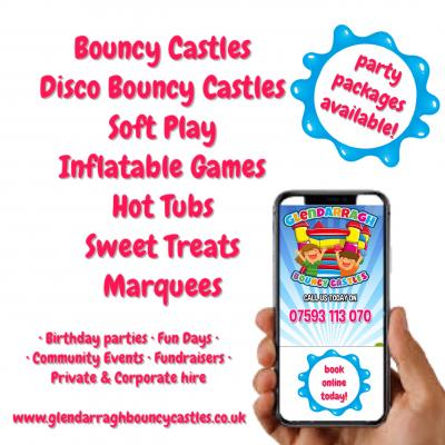 Bouncy Castle Hire Bangor County Down