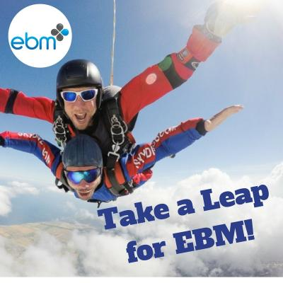 Take a Leap for East Belfast Mission!