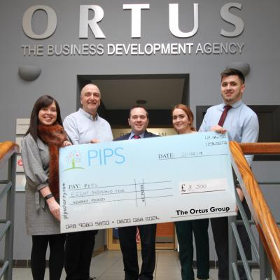 The Ortus Group and PIPS Charity