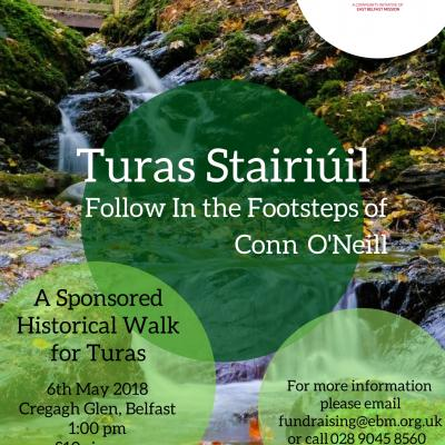 A Sponsored Walk for Turas