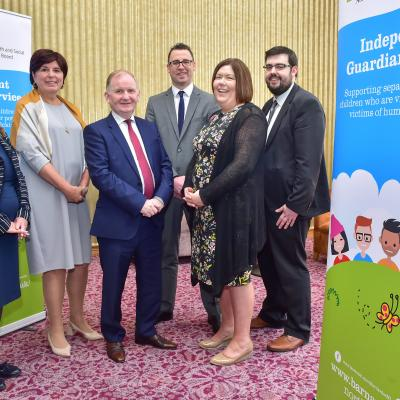 Launch of Barnardo's NI Independent Guardian Service