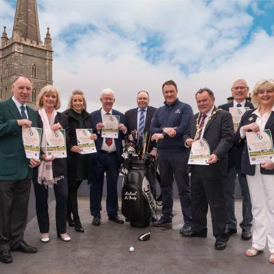The Bishop's Gate Hotel Walled City of Derry Pro Am Tournament will take place on 25 and 26 August 2018.