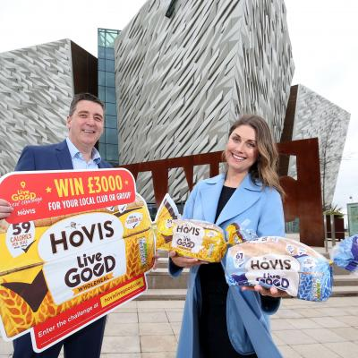 Calling local groups, clubs and non-profit organisations in Northern Ireland to enter the Hovis® Live Good Local Challenge – the closing date for applications is 25th May 2018
