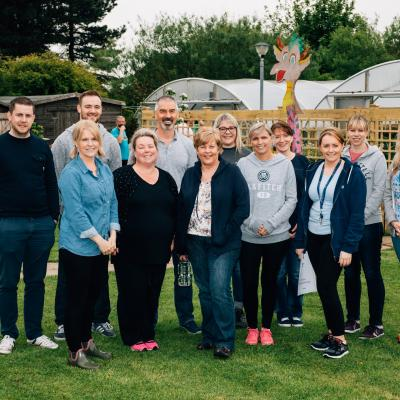 SHS Group 'Give and Gain' Through Volunteering Challenges