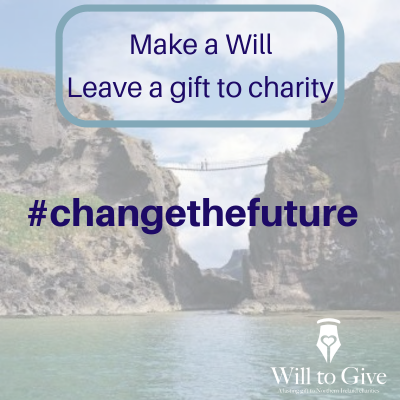 Will to Give Week, 5th - 11th November #changethefuture