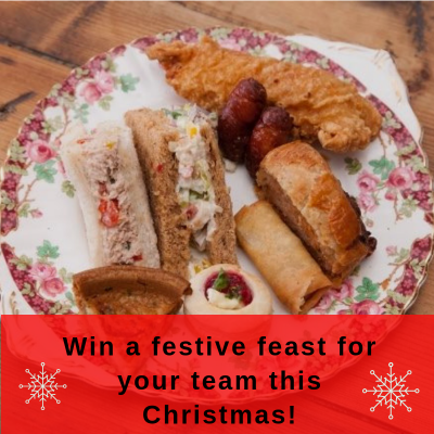 Loaf Catering Christmas Competition