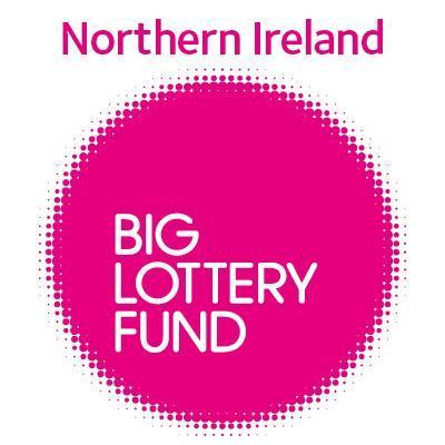 Big Lottery Fund NI Logo
