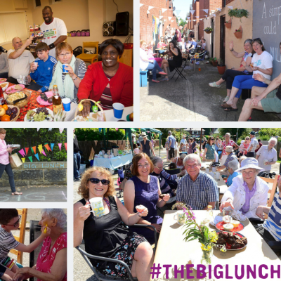 Big Lunches across northern ireland in 2019. www.thebiglunch.com