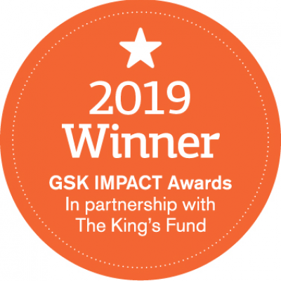 GSK IMPACT Awards 2019 Winner