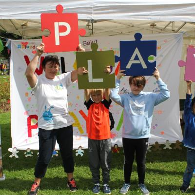 Celebrating Playday 2019