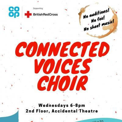 If you are aged 18+, would like to meet new people and enjoy a bit of a sing then this is for you! Runs every Wednesday 6 - 8pm until December 2019.