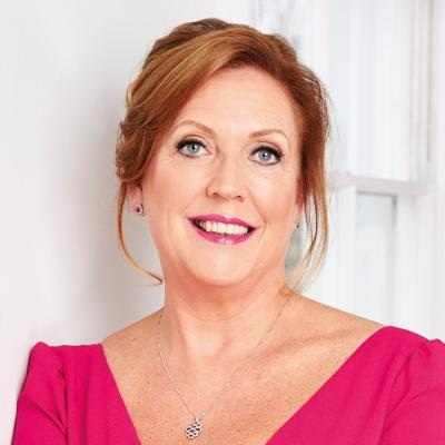 Ex-Dragons' Den star Jenny Campbell headlines the Cancer Focus NI Ladies' Business Breakfast at the Merchant Hotel on Oct 23.