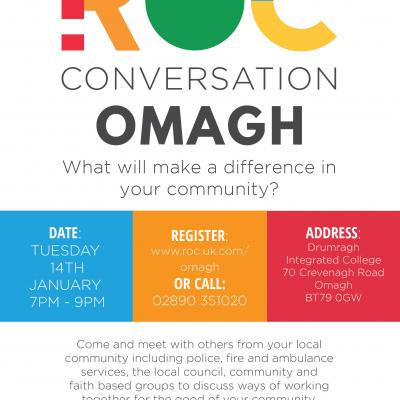 RSVP your FREE place at www.roc.uk.com/omagh