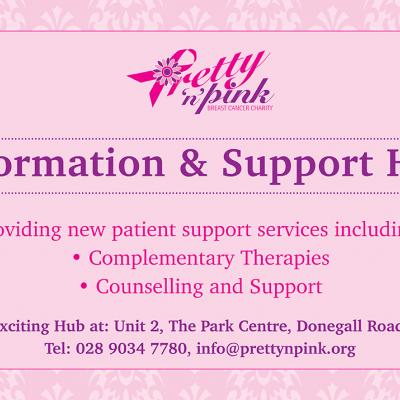 Pretty 'n' Pink Breast Cancer Charity Information & Support Hub