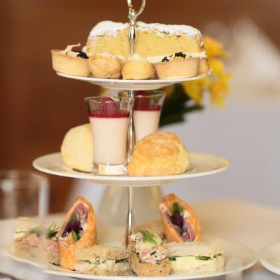 Afternoon Tea & Gin Tasting at Parliament Buildings, Stormont
