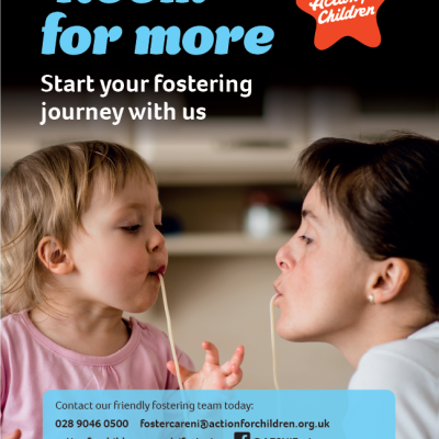 Start your Fostering journey with us at Action for Children