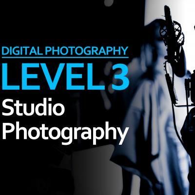 Level 3: Studio Photography