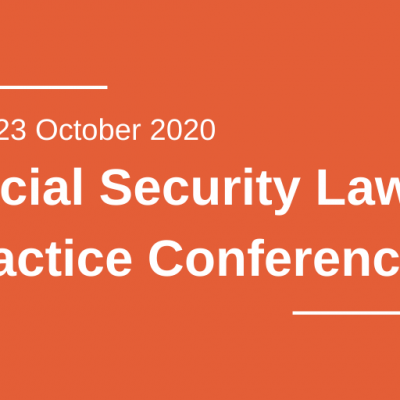 Law Centre NI Conference 2020
