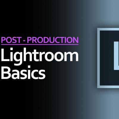 Lightroom Basics