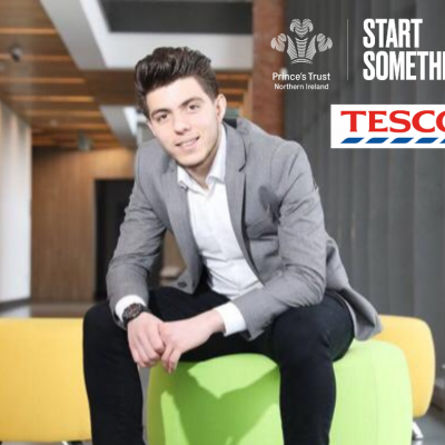 Get into Retail with Prince's Trust and Tesco