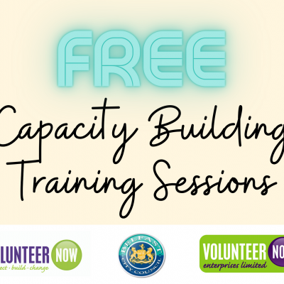 Free Capacity Building Training Sessions