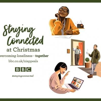 Staying Connected at Christmas
