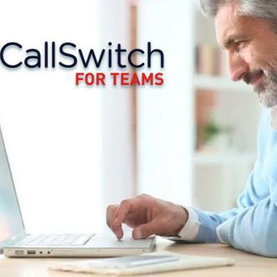 CallSwitch for Teams business telecoms solutions from Standard Utilities