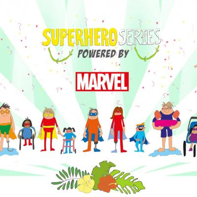 'AT HOME' SUPERHEROES WANTED!
