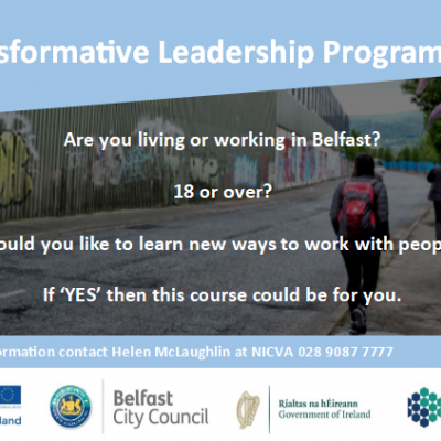 Free Transformative Leadership Programme