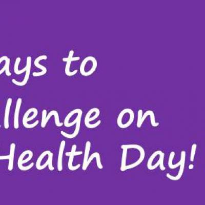 Schools' Challenge on World Mental Health Day