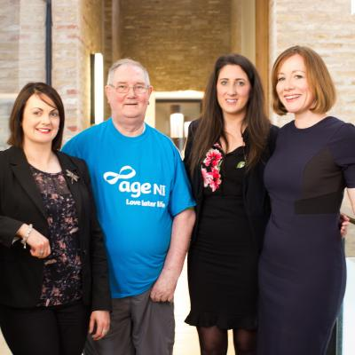A&L Goodbody announce Age NI as its new charity partner
