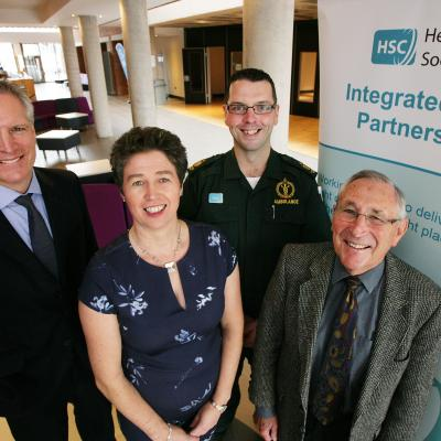 New co-ordinated falls service launched in Belfast