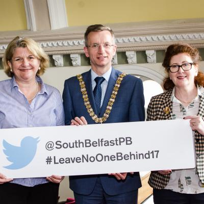 International urban specialist calls for cohesion on Belfast community engagement