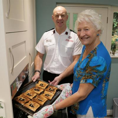 Fire Safety gets a Grilling - Fire Service Reveals Cooking Top Cause of Accidental House Fires