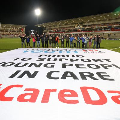 Ulster Rugby proud to support Care Day 2017